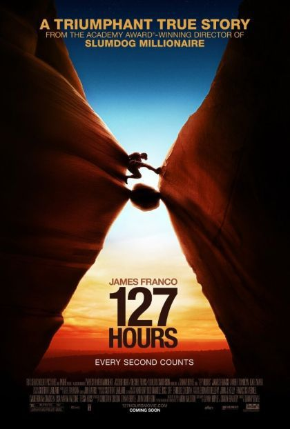 16 Cover 						            127 Hours