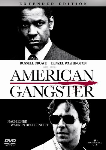 A Cover 						            American Gangster