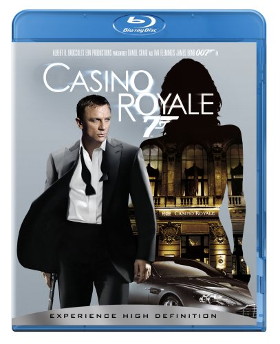 J Cover 						            James Bond 007 – Casino Royale