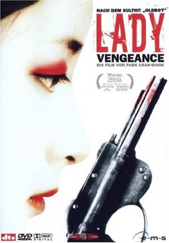 753 Cover 						            Lady Vengeance