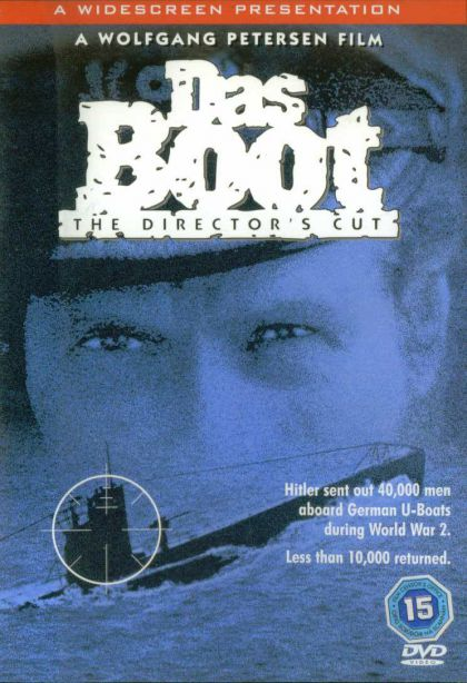 168 Cover 						            Das Boot