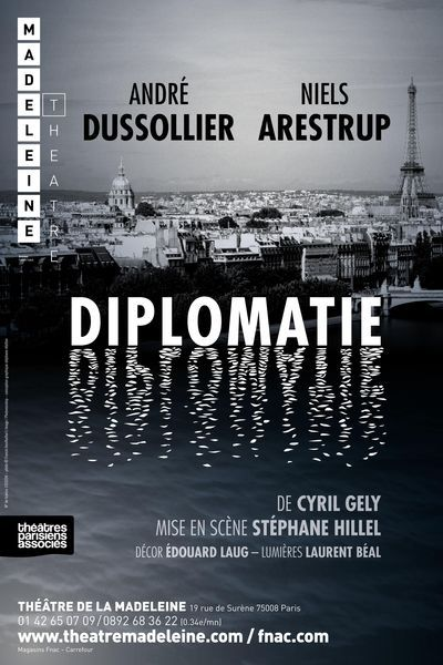 D Cover 						            Diplomatie