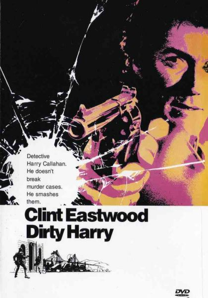 D Cover 						            Dirty Harry