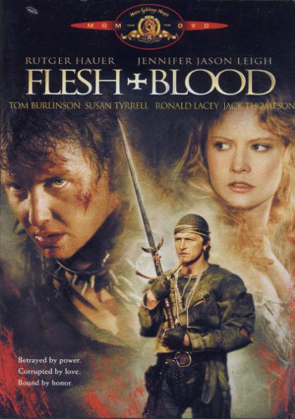 F Cover 						            Flesh and Blood
