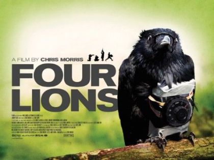 F Cover 						            Four Lions