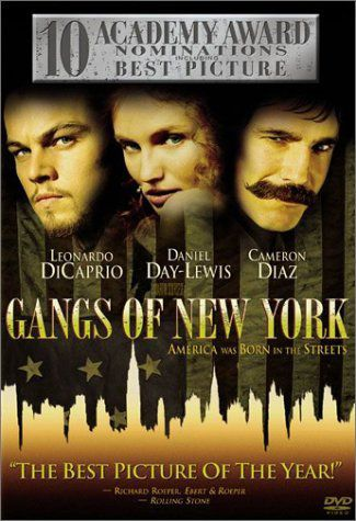 510 Cover 						            Gangs of New York