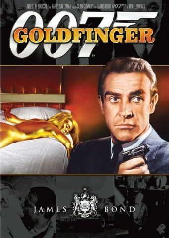 G Cover 						            Goldfinger