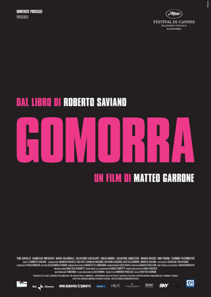 G Cover 						            Gomorrha – Reise in das Reich der Camorra
