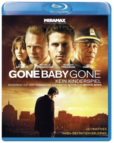 G Cover 						            Gone Baby Gone – Kein Kinderspiel