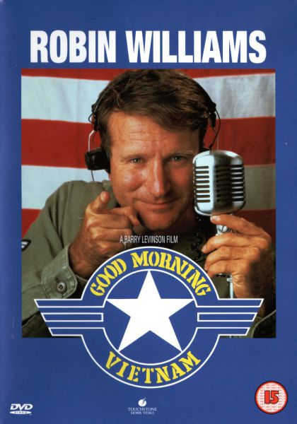 G Cover 						            Good Morning, Vietnam