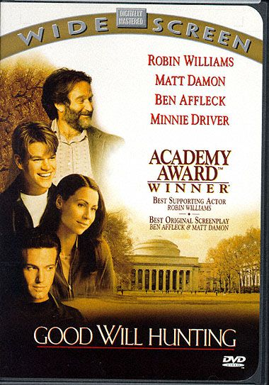 G Cover 						            Good Will Hunting