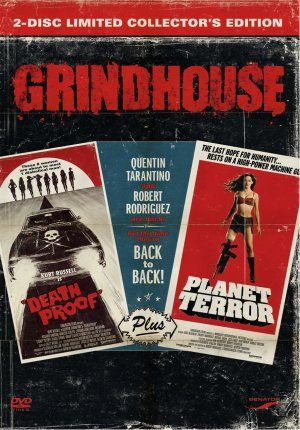 G Cover 						            Grindhouse
