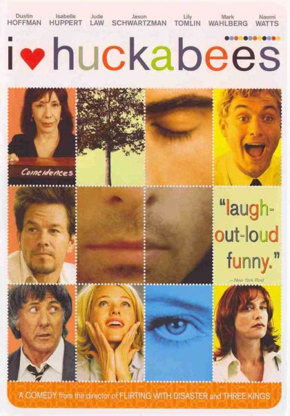 I Cover 						            I Heart Huckabees