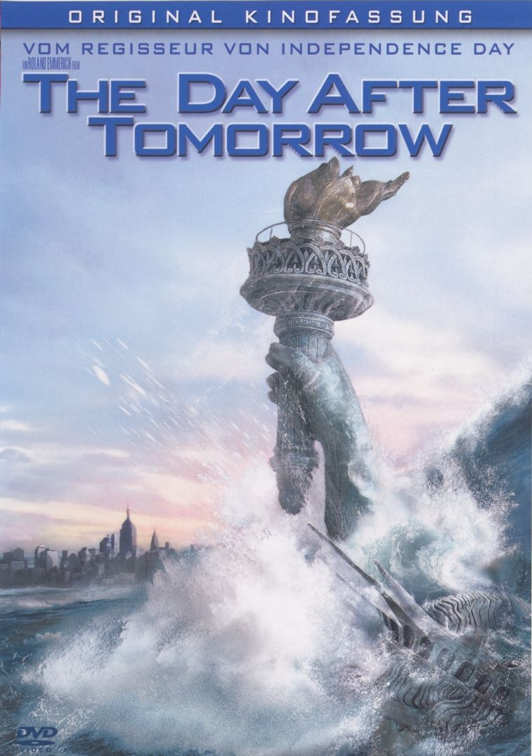 1267 Cover 						            The Day After Tomorrow