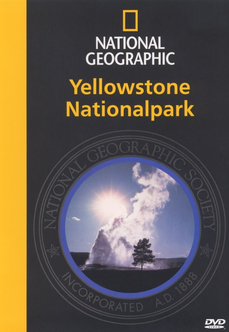 1458 Cover 						            Yellowstone Nationalpark
