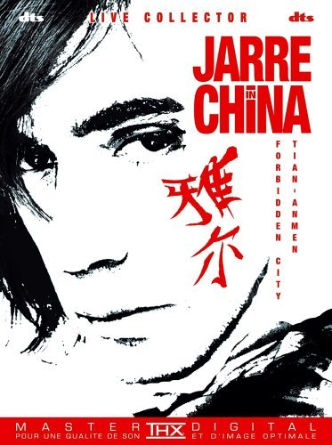 J Cover 						            Jarre in China