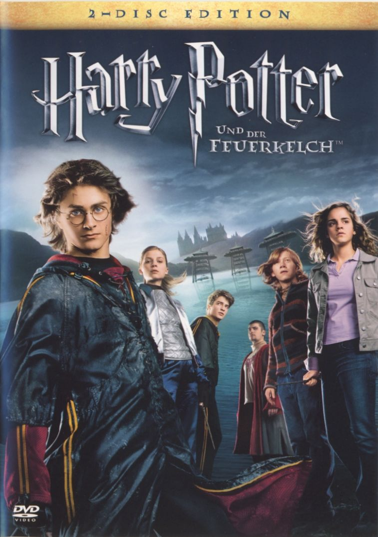 H Cover 						            Harry Potter 4