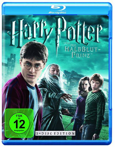 H Cover 						            Harry Potter 6