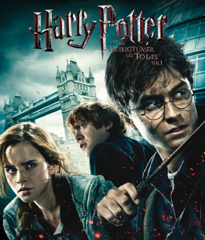 H Cover 						            Harry Potter 7, Teil 1