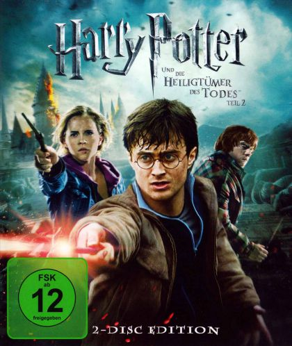 H Cover 						            Harry Potter 7, Teil 2