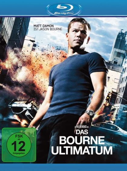 243 Cover 						            Das Bourne Ultimatum
