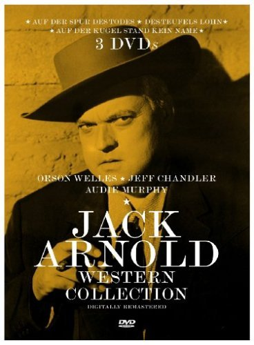 681 Cover 						            Jack Arnold Western Collection