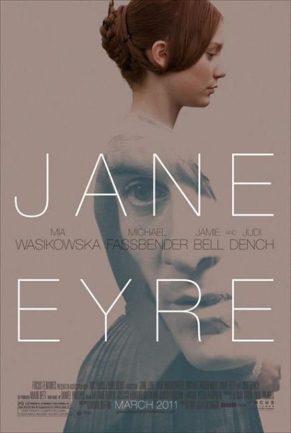 J Cover 						            Jane Eyre