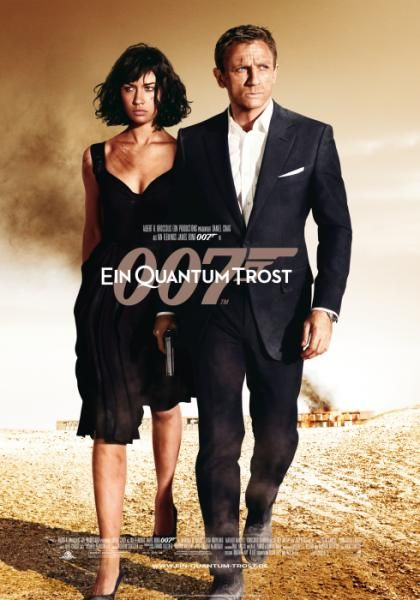 J Cover 						            James Bond 007 – Ein Quantum Trost