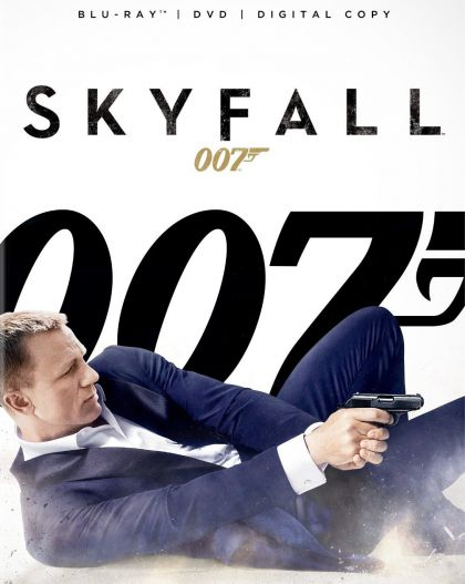 J Cover 						            James Bond 007 – Skyfall