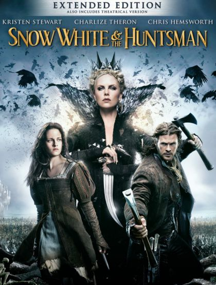 1567 Cover 						            Snow White and the Huntsman