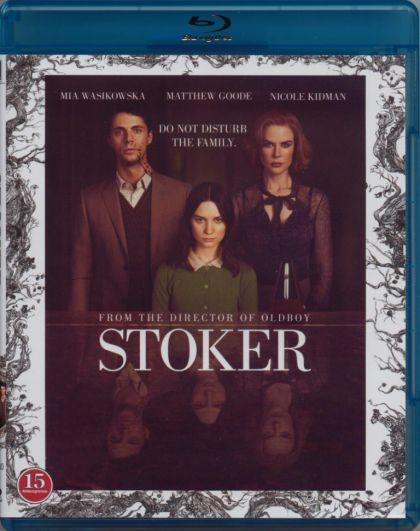 1623 Cover 						            Stoker – Die Unschuld endet