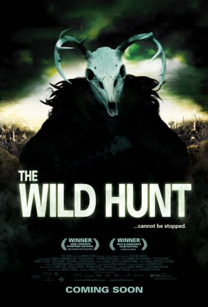 1315 Cover 						            The Wild Hunt