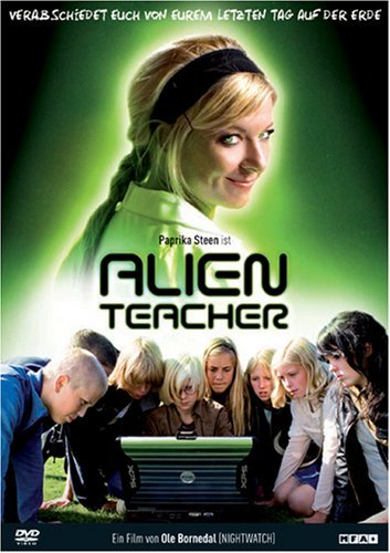A Cover 						            Alien Teacher