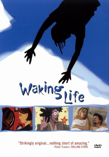 1408 Cover 						            Waking Life