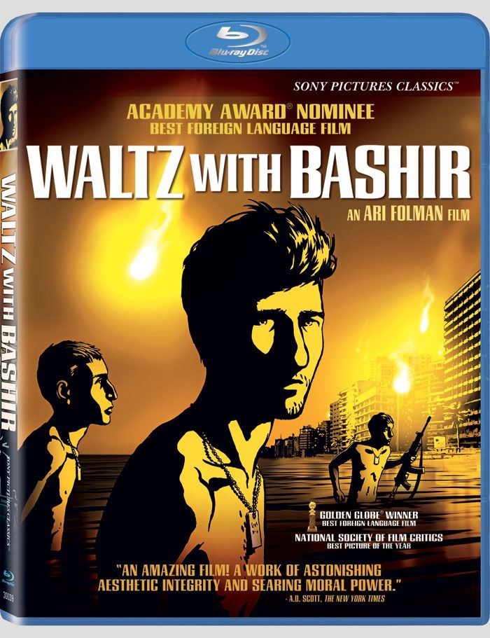 1412 Cover 						            Waltz with Bashir