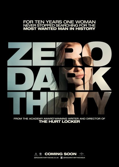1549 Cover 						            Zero Dark Thirty