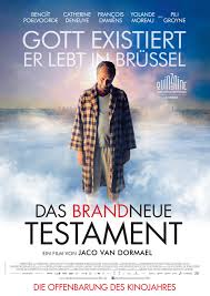 3623 Cover 						            Das brandneue Testament
