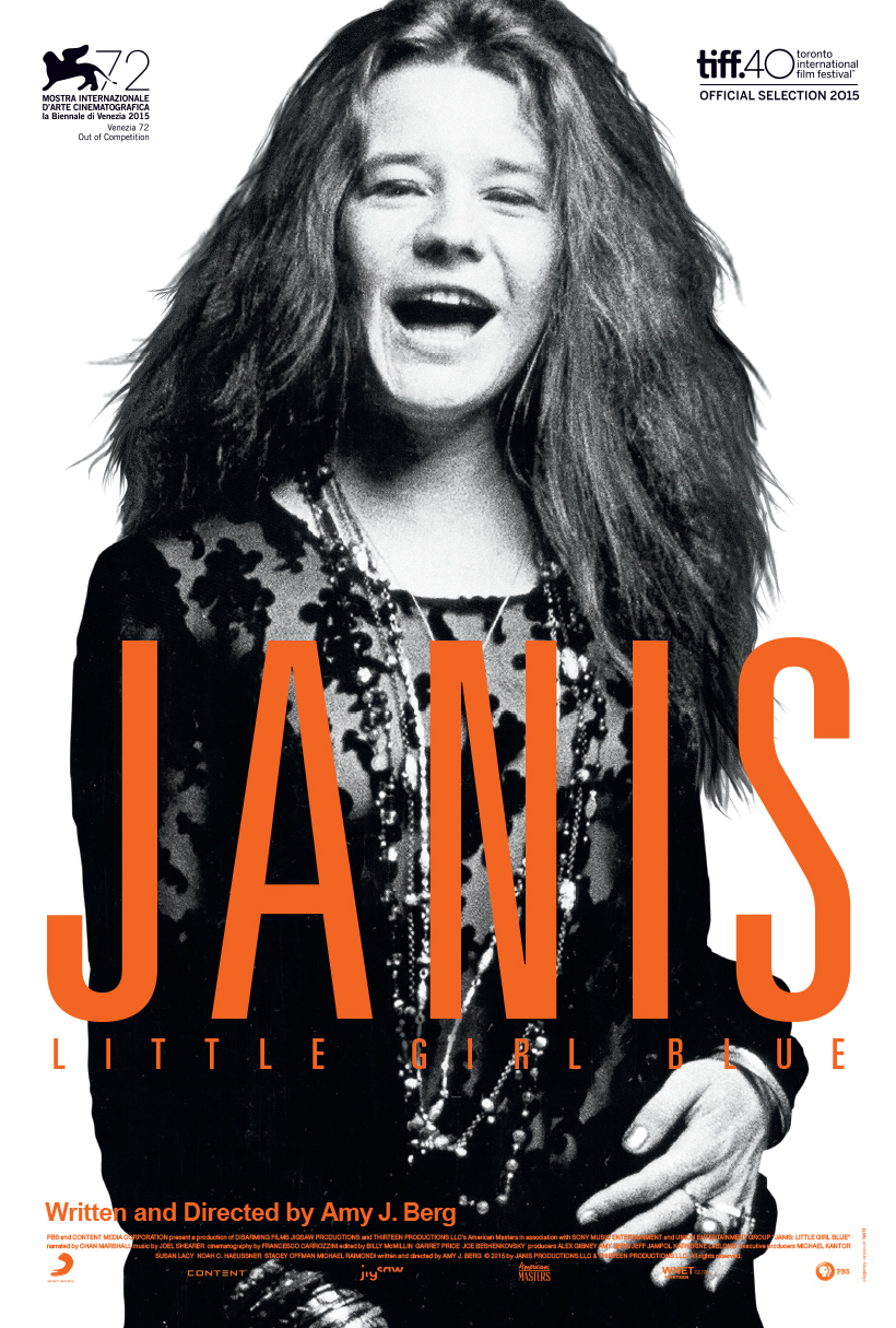 J Cover 						            Janis: Little Girl Blue